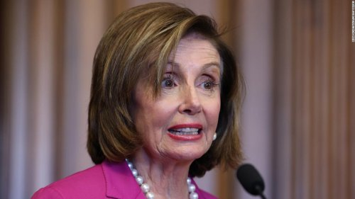 Liberals revolt at Pelosi's plan to hold infrastructure vote without social safety net bill