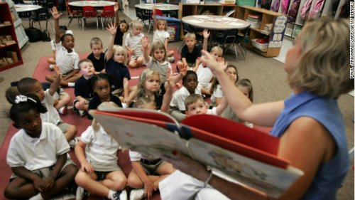 Why learning to share in kindergarten matters