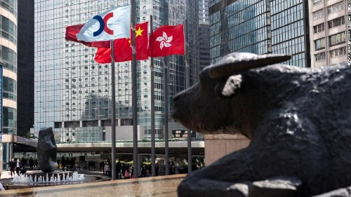 $250 billion wiped off Chinese tech stocks as Beijing signals crackdown