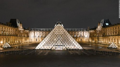 Miss art museums? The Louvre just put its entire art collection online