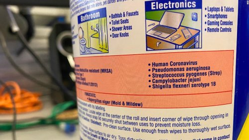 Can Lysol and Clorox products kill the novel coronavirus? The answer is ... complicated