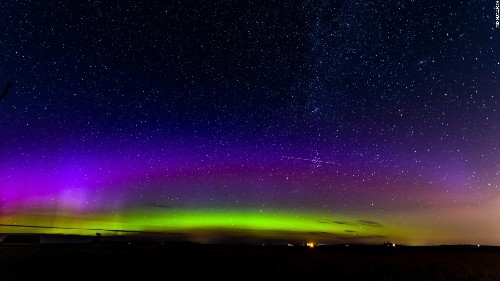 Sun launches explosion of electromagnetic energy towards Earth: Geomagnetic Storm Watch issued