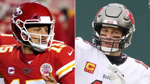 Kansas City Chiefs will face the Tampa Bay Buccaneers in Super Bowl LV