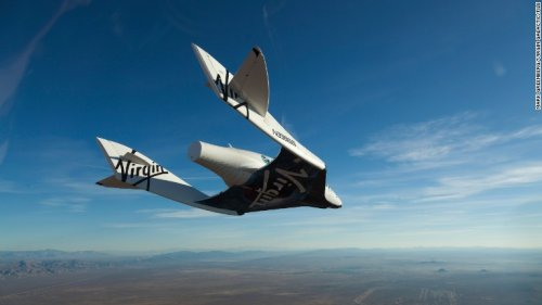 Inside Virgin Galactic's newest passenger spaceship - CNN
