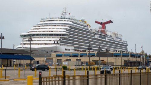 Carnival cruise ship reports Covid cases, brings in mask requirement for all passengers