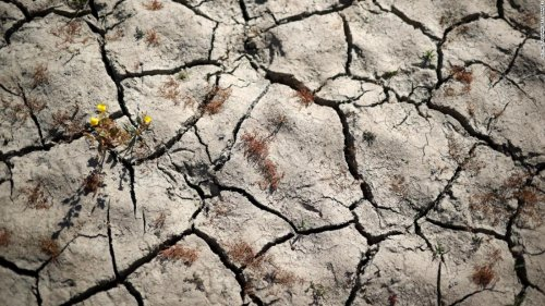 The entire state of California is now in drought, just kindling waiting for an ignition