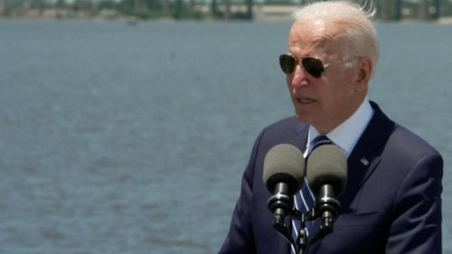 Biden to criticize tax cuts for wealthy while pushing middle-class agenda in Louisiana