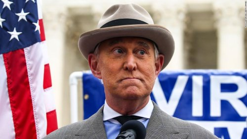 Roger Stone served with January 6 lawsuit while making a live radio appearance
