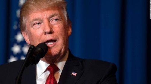 Trump to reinstate US military ban on transgender people   CNN Politics