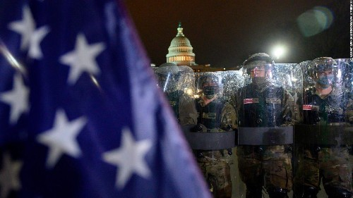 Opinion: The US Capitol attack has left an indelible mark on our national security