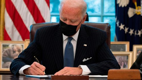 Biden's reversal of transgender military ban brings new hope to thousands