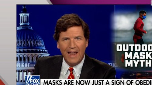 Tucker Carlson's Fox News colleagues call out his dangerous anti-vaccination rhetoric