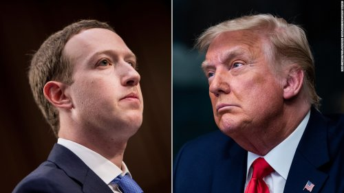 Opinion: There is more to the story of Facebook's Trump decision