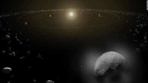 Oh, great: NASA says an asteroid is headed our way right before Election Day