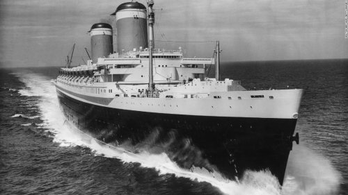 A photo tour of the SS United States