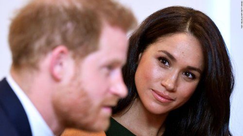 British female MPs sign open letter to Meghan condemning 'outdated, colonial undertones' of press coverage - CNN