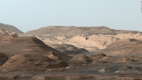 Mars didn't lose all of its water at once, based on Curiosity rover find