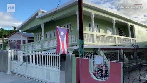 Puerto Rico hit with a magnitude-5.8 earthquake