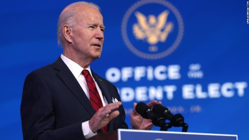 Biden's Covid team is nervous about what the Trump team hasn't told them