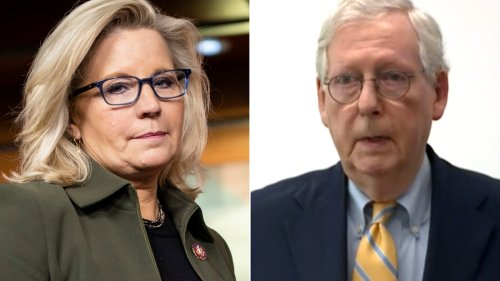 Opinion: It's a win-win-win for Republicans -- and Liz Cheney