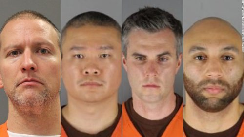 Federal grand jury indicts 4 former Minneapolis police officers in George Floyd's death