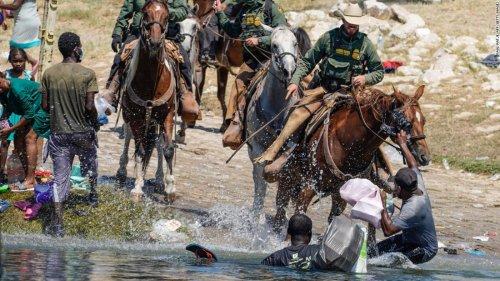DHS temporarily suspends use of horse patrol in Del Rio