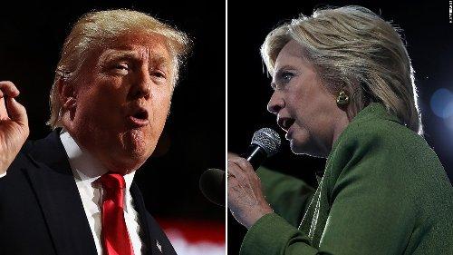 Clinton's lead over Trump grows in new national polls | CNN Politics