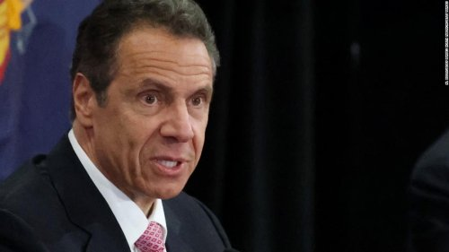 35 words that almost certainly will end Andrew Cuomo's political career | CNN Politics