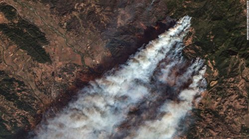 California had its worst wildfire season ever last year -- and officials are now fearing more of the same