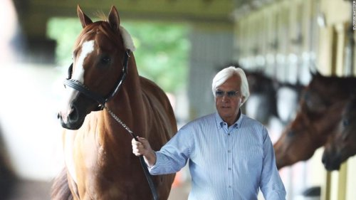 Bob Baffert spent a lifetime getting to the top of the field in horse racing. Controversy now stalks him