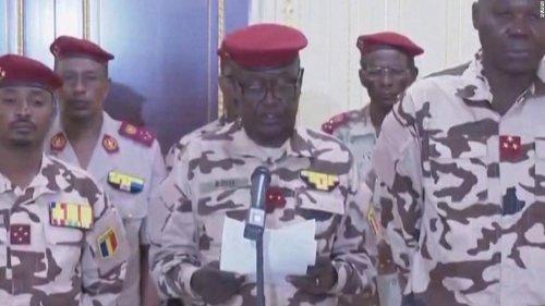 Ciad: Il presidente Idriss Deby ucciso negli scontri con i ribelli sulla linea del fronte » Guerre nel Mondo