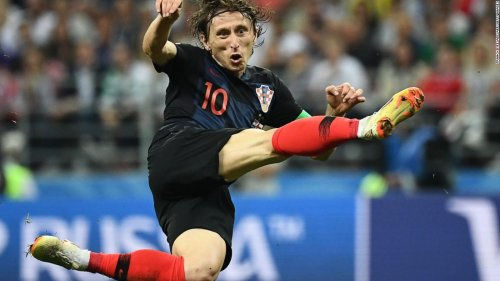 World Cup: What's the secret to Croatia's footballing success?
