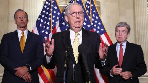 Fact check: Breaking down Mitch McConnell's spin on the John Lewis voting rights bill