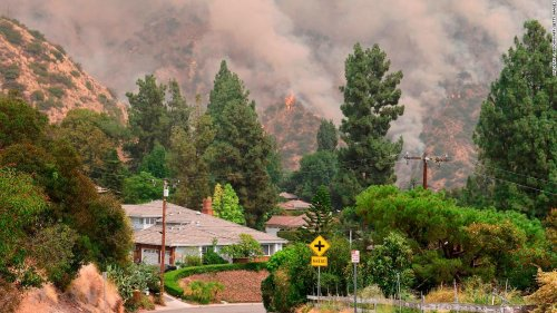 California wildfires have burned an area almost the size of Connecticut