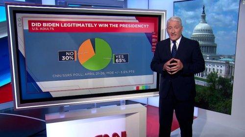 John King on new CNN poll: It's stunning. It's depressing