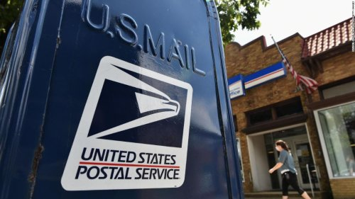 Postal Service backs down on changes as at least 20 states sue over potential mail delays
