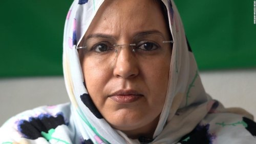 Opinion: I've been raped, beaten and held under house arrest for fighting for my Sahrawi people