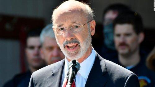 Pennsylvania Gov. Tom Wolf vetoes GOP-backed election overhaul bill