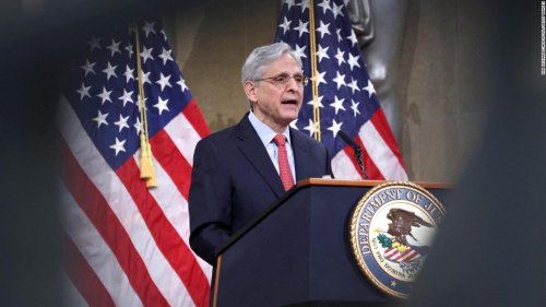 Why Garland and DOJ haven't charged anyone with sedition for the US Capitol riots