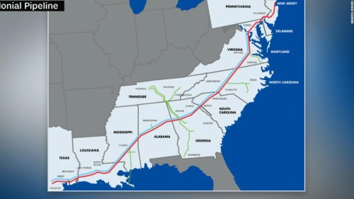Cyberattack forces major US fuel pipeline to shut down