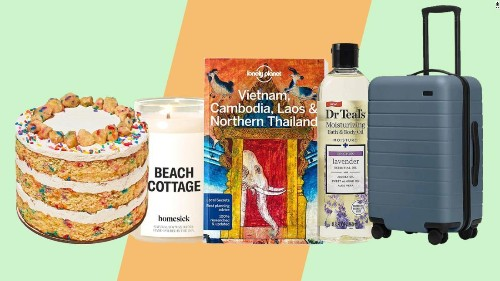 30 products that make you feel like you're on vacation...even when you're not