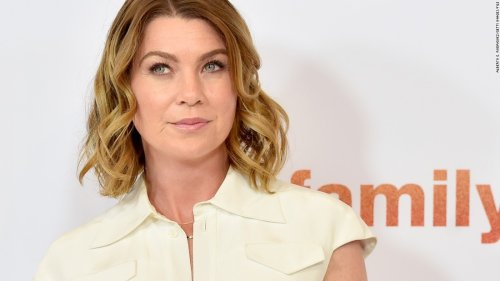 Ellen Pompeo defends herself after backlash over 'Grey's Anatomy' comments - CNN