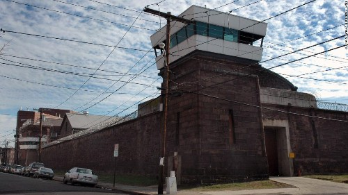 New Jersey releases more than 2,200 eligible inmates under nation's first public health crisis sentencing law