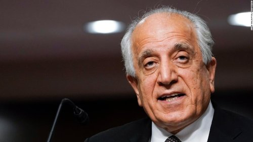 Former Afghanistan envoy says he quit because debate wasn't rooted in reality