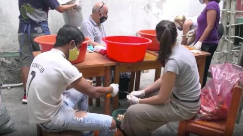 'People's Pots' feed the hungry amid pandemic in Uruguay