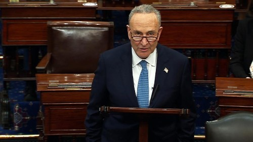 McConnell, Schumer close in on power-sharing agreement in evenly divided Senate