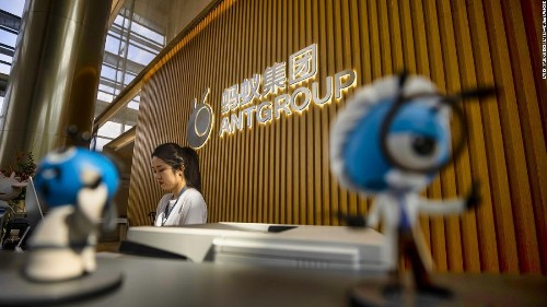 Analysis: Beijing just yanked Ant Group's IPO to show Jack Ma who's really in charge