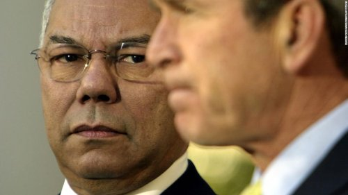 The Colin Powell Republican no longer exists in the Republican Party