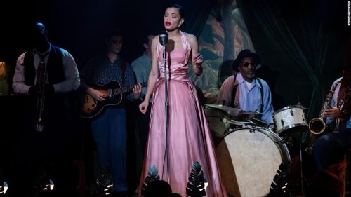 Andra Day lost 40 pounds to play Billie Holiday -- but she didn't feel any prettier