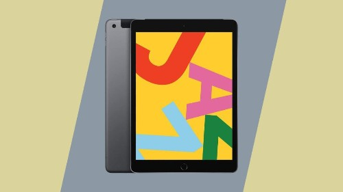 The 7th-gen iPad remains the entry-level tablet to beat, 9 months down the road